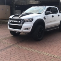 FORD RANGER LIFT SUSPENSION KIT