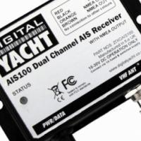 AIS 100 PRO RECEIVER (NMEA & USB)