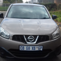 Nissan QASHQAI 1.6 Visia Manual for Sale R124999 Neg