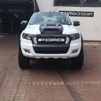 FORD RANGER LED GRILL