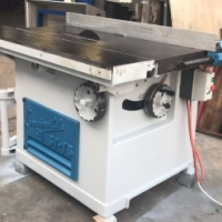 Sliding table ripsaw, SCM, L'Invincible, SI-15, 400mm, 5.5 kW