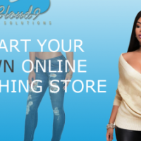 OWN A ONLINE CLOTHING STORE