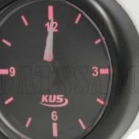 KUS CLOCK – BLACK