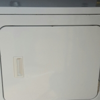 Whirlpool heavy-duty commercial tumble dryer