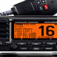 Standard Horizon  Gx1700 Vhf radio with built in gps now R 5399 WHILE STOCKS LAST