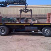 Mercedes-Benz 3535 Truck 8/4