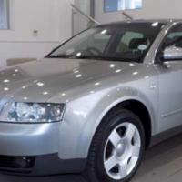 Audi A4 2.4 Multitronic