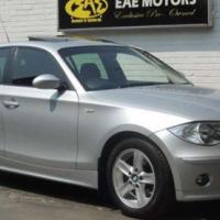 BMW 1 Series 120i 5-door auto