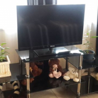 """32"""" LCD Hisense Tv with Stand"""