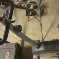 Staan fiets te koop