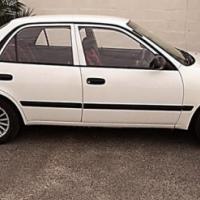 Toyota Corolla 1.6  1999