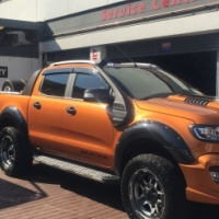 FORD RANGER ADD-ON BUMPER