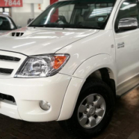 2006 Toyota Hilux 3.0 D4D Raider S/C, Only 192000Km's,Full Service History,  Powersteering