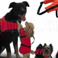 PET RETRIEVER BUOYANCY AID AND HARNESS 15-40 kg