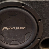 """15"""" Subwoofer and Starsound Amp"""