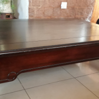 Coffee Table solid wood antique