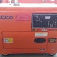 5.5KWSilent Diesel Generator R14000