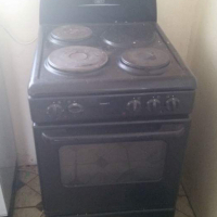 Black stove for sale