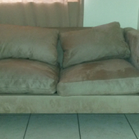 A neat 2-seater couch for only 600