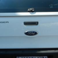 2015 Ford Ranger 2.2 Hi-Rider XL Double Cab Bakkie 90,000km Manual Transmission 6 Forward, Turbo Cha