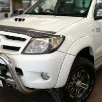 2007 Toyota Hilux 3.0 D4D S/C R/B  Raider with  191000Km's, Service History,  Powersteering