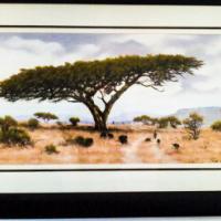 2 x paintings david johnson