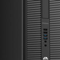 4TH GEN CORE I5 HP ELITEDESK TOWER PC