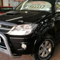 2008 Toyota Fortuner 3.0 D4D with 203000km with Full  Service History, Aircon