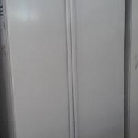 Defy double door side by side fridge/freezer - in perfect working order.