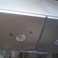DEFY 380L Silver Fridge freezer for sale