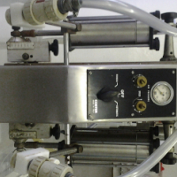 twin filling machine