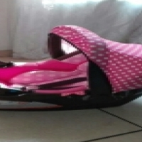 minnie mouse car seat for sale R500
