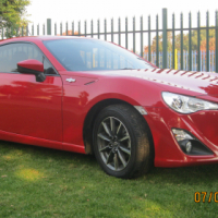 Toyota86 with Extended Warranty