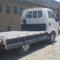 BAKKIE FOR HIRE, RELIABLE AND AFFORDABLE