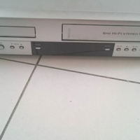 DVD/VCR machine
