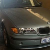 Bmw 2002 auto low mileage