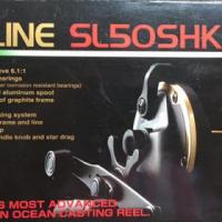 Daiwa SL50SHK Ocean casting reel
