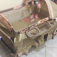 Little One Camp Cot