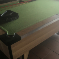 Shooter Pool Table for sale
