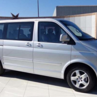 VW Personal carrier CARAVELLE 2.5 TDI Buses