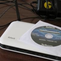 MODEM / Wi-Fi ADSL ROOTER