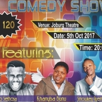 Noisy Laughs Comedy Show Tickets Now Available