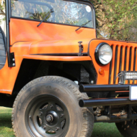 Willys Jeep Beach Buggy