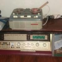 VINTAGE HAMMERSTEIN RADIOGRAM