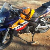 Honda CBR 125 CC Repsol te Koop