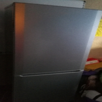 Defy C385 silver fridge freezer