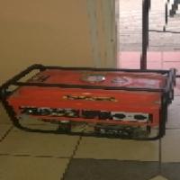 Ellis petrol generator