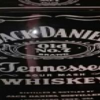 Jack Daniels bar fridge