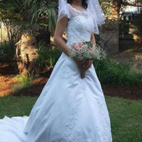 Wedding dress For sale!!