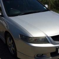 2005 Honda Accord Sedan Type S